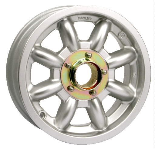 Minilite Alloy Wheel