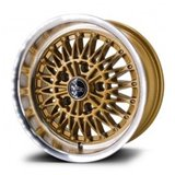 CTM WHEELS Spider Gold