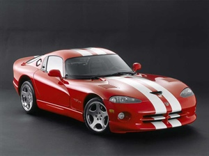 Dodge Viper Tyres Now Available