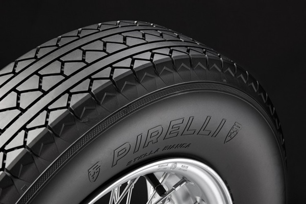 PIRELLI'S STELLA BIANCA IS BACK