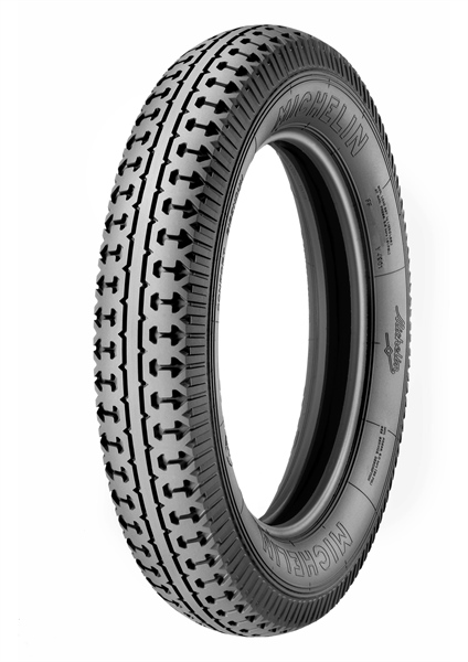 VINTAGE TYRES FROM MICHELIN