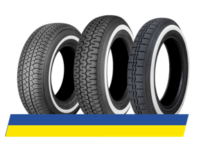 MICHELIN ADD WHITE SIDEWALLS TO CLASSIC RANGE