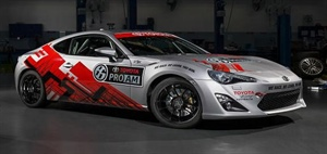 Dunlop Z2 Goes Racing With Toyota