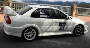 Dunlop Wins Targa High Country Again