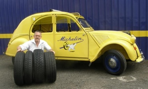 Michelin Classic Tyres Return