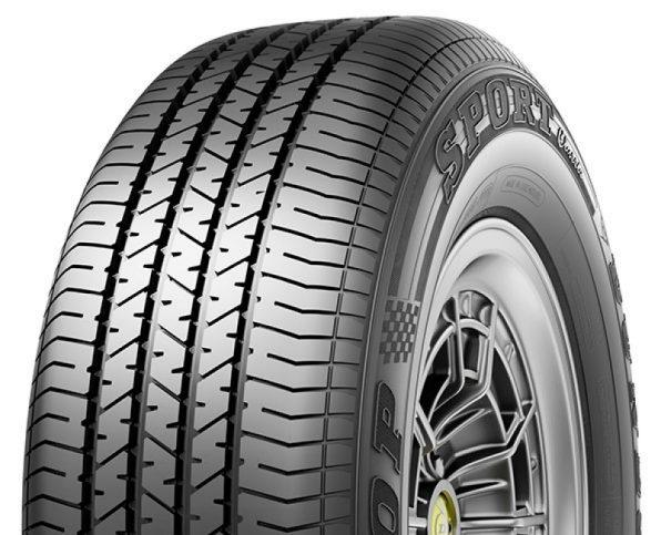 DUNLOP RELEASES SPORT CLASSIC TYRE