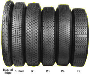 The Evolution of Race Tyres