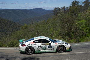 MATT CLOSE WINS TARGA TASMANIA 2016